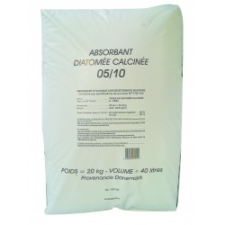 ABSORBANT DIATOMEE AGRÉÉ ROUTE