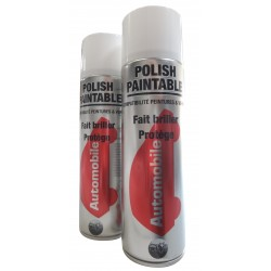 POLISH PAINTABLE AÉROSOL 500 ml