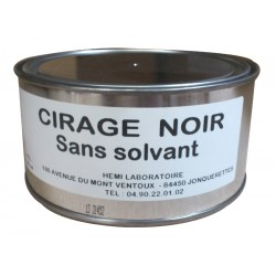 CIRAGE SANS SOLVANT 500 ml