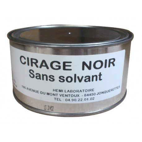 CIRAGE SANS SOLVANT 500 ml