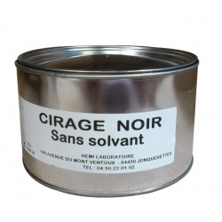 CIRAGE SANS SOLVANT 1000 ml