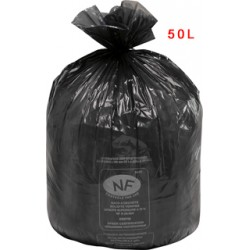 Sac 50 L norme NF EN 13592