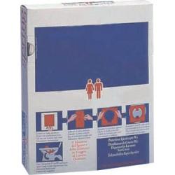COUVRE-SIEGES WC - paquet de 250