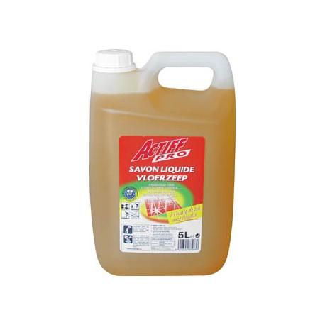 Savon liquide a l 39 huile de lin 5l hemi laboratoire for Huile de lin carrelage