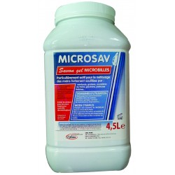 SAVON MICROBILLE MICROSAV' BIODÉGRADABLE 5L